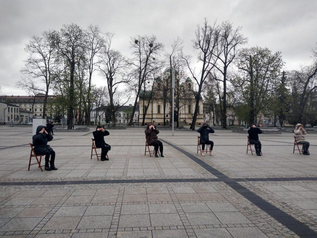 Strajk Kobiet w Częstochowie nie odpuszcza. Kolejna akcja na Placu Biegańskiego 1