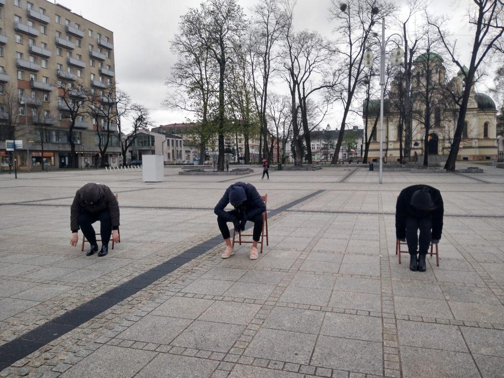 Strajk Kobiet w Częstochowie nie odpuszcza. Kolejna akcja na Placu Biegańskiego 4