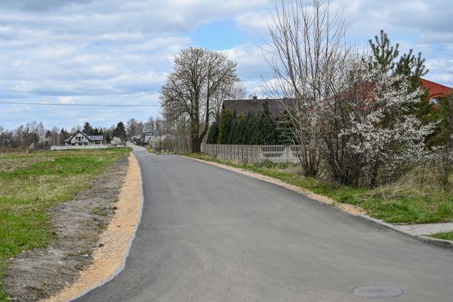 Ulica Polna na Stradomiu wyremontowana 4