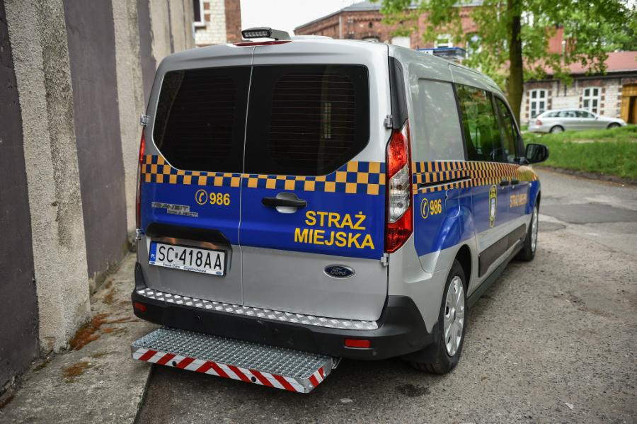 Straż Miejska w Częstochowie ma nowy radiowóz 1