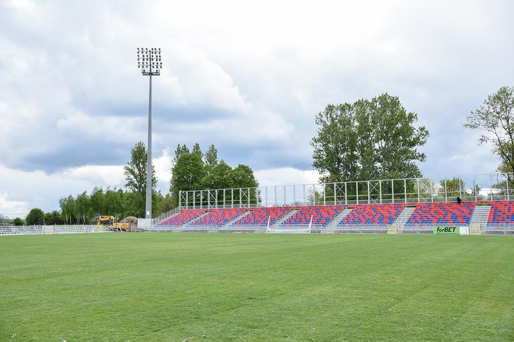 Miasto gratuluje Rakowowi sukcesów i w porozumieniu z klubem występuje do ministerstwa sportu o dofinansowanie drugiego etapu modernizacji Centrum Piłki Nożnej na stadionie klubu piłkarskiego 7