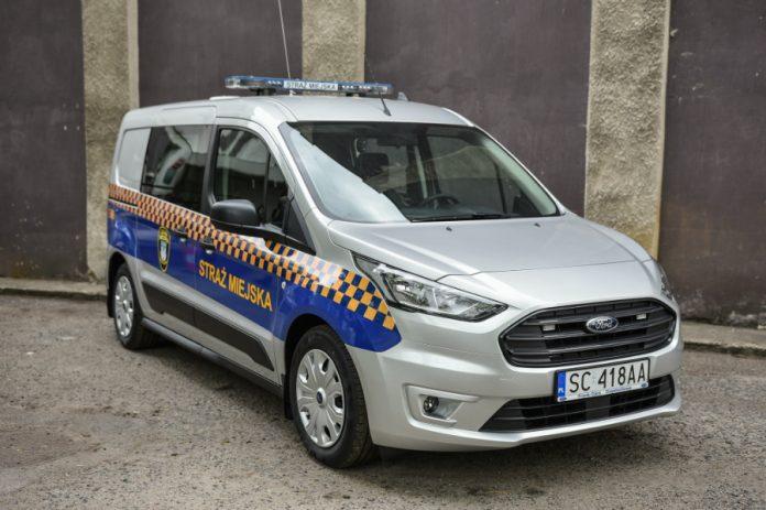 Straż Miejska w Częstochowie ma nowy radiowóz 3
