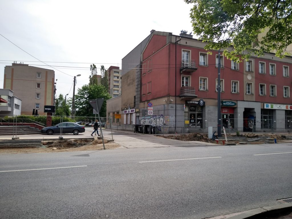 Zobacz, jak postępują prace przy budowie torowiska w Śródmieściu Częstochowy 7