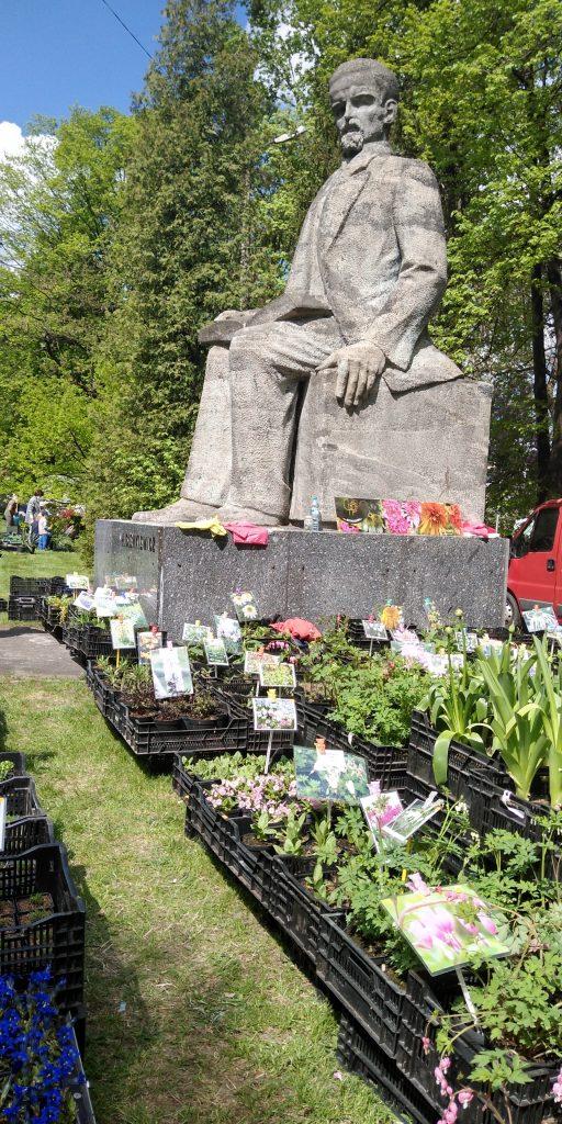 Dzisiaj drugi dzień Targów Ogrodniczych 9