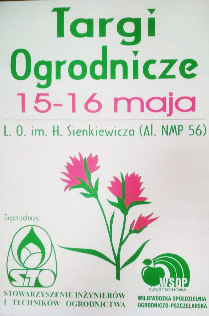W Częstochowie odbędą się Targi Ogrodnicze. Ofertę przedstawi kilkudziesięciu sprzedawców 1