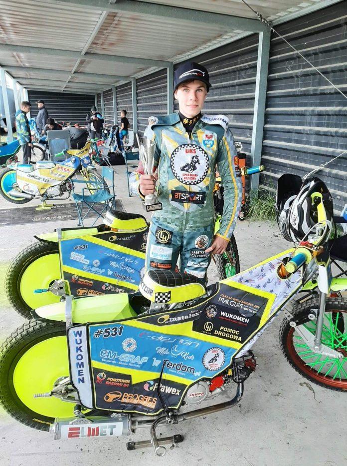 UKS Speedway Rędziny drugi w Toruniu 5