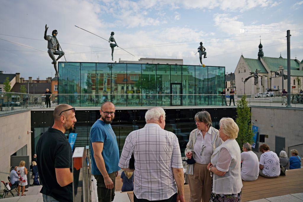 Letni Jurajski Festiwal Muzyczny zainaugurowany! Tak wyglądał koncert na Starym Rynku w Częstochowie [ZDJĘCIA] 4