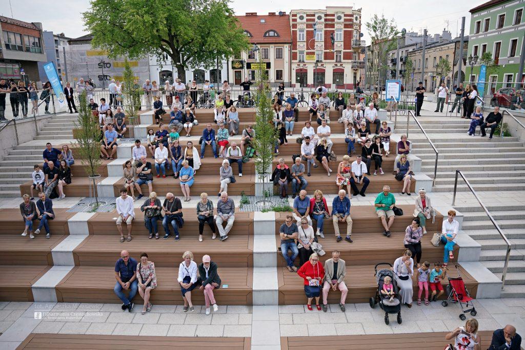 Letni Jurajski Festiwal Muzyczny zainaugurowany! Tak wyglądał koncert na Starym Rynku w Częstochowie [ZDJĘCIA] 3