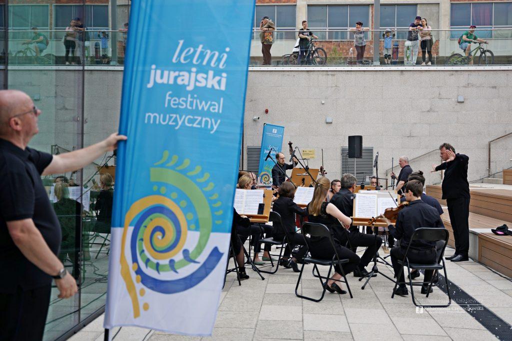 Letni Jurajski Festiwal Muzyczny zainaugurowany! Tak wyglądał koncert na Starym Rynku w Częstochowie [ZDJĘCIA] 2