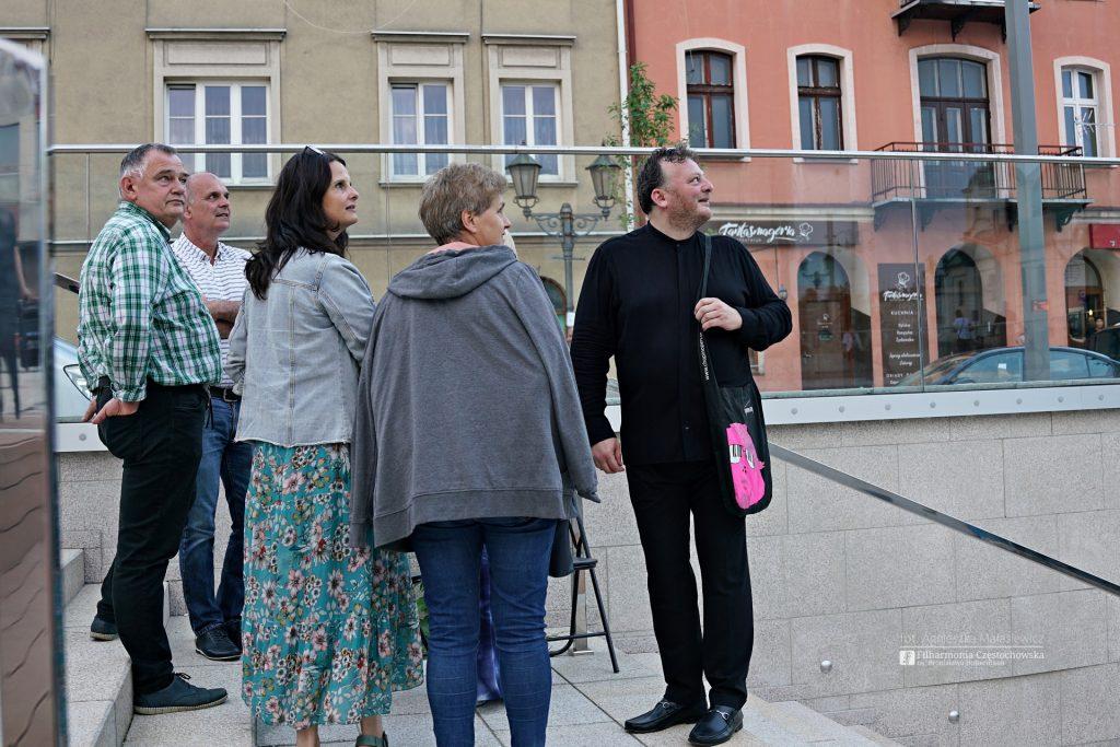 Letni Jurajski Festiwal Muzyczny zainaugurowany! Tak wyglądał koncert na Starym Rynku w Częstochowie [ZDJĘCIA] 11