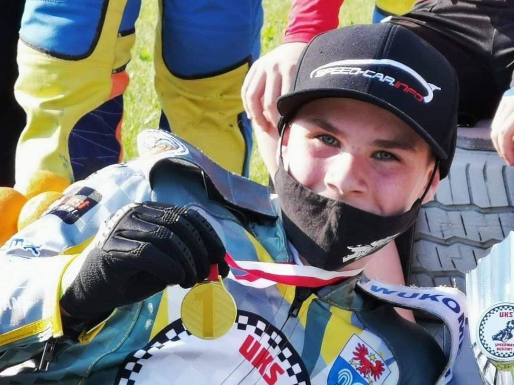 Kolejne sukcesy zawodników UKS Speedway Rędziny 1