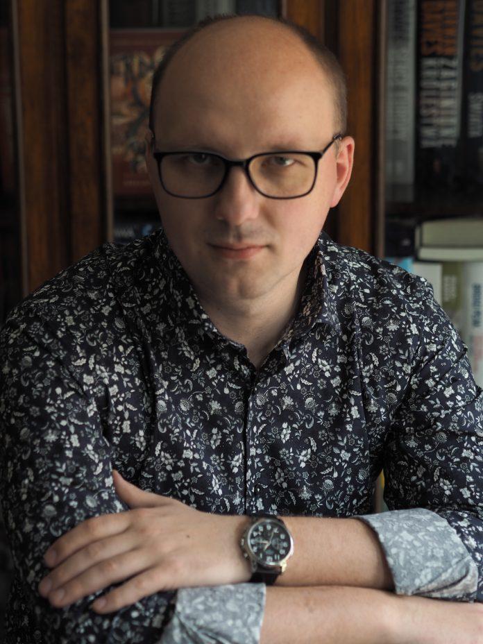 """Częstochowski policjant Sebastian Bachniak opowie o debiutanckiej książce """"Czynności wyjaśniające"""" 3"""