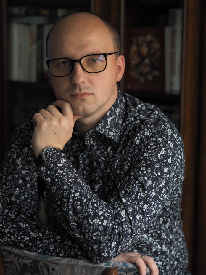 """""""Czynności wyjaśniające"""". Debiutancki kryminał autorstwa częstochowskiego policjanta 7"""