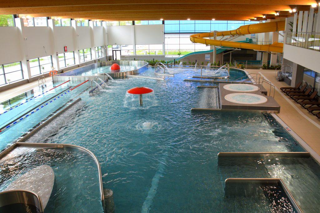 Baseny, parki wodne i Aqua Parki - idealny pomysł na rodzinny weekend 3