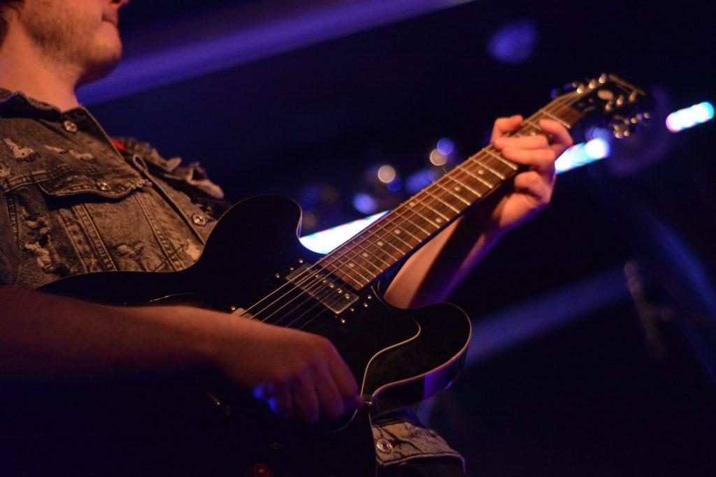 Gary Moore Tribute Band wystąpi na tarasach Miejskiej Galerii Sztuki w Częstochowie 7