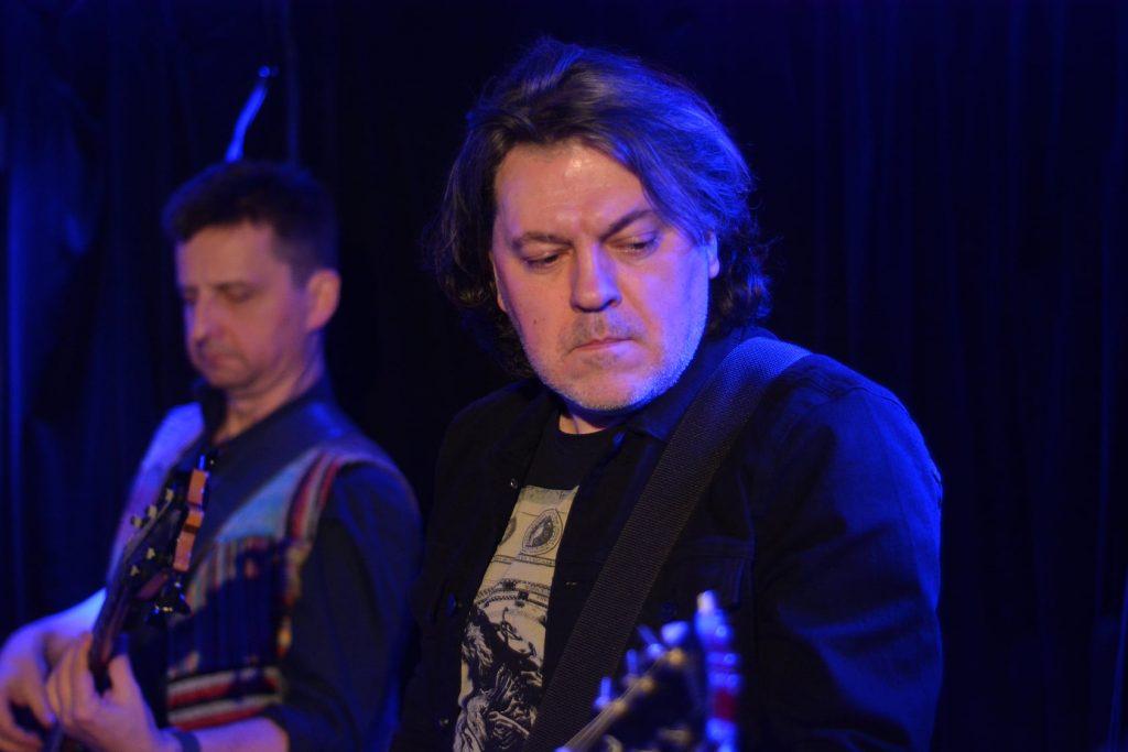 Gary Moore Tribute Band wystąpi na tarasach Miejskiej Galerii Sztuki w Częstochowie 11