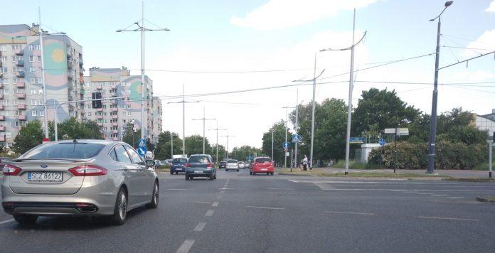 Uwaga, od jutra częściowo zamknięte skrzyżowanie alei Jana Pawła II z aleją Armii Krajowej 3