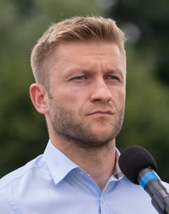 Jakub Błaszczykowski otrzymał Krzyż Oficerski Orderu Odrodzenia Polski 2