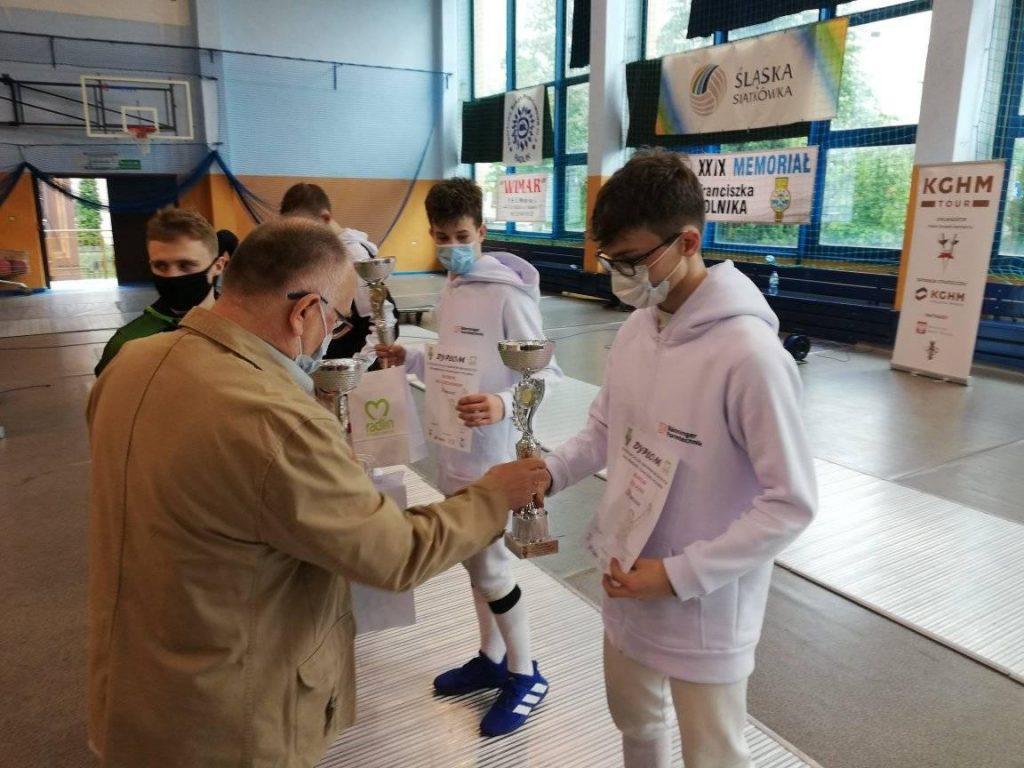 Zawodnicy WLKS Kmicic na podium w III Pucharze Polski KGHM Tour 3
