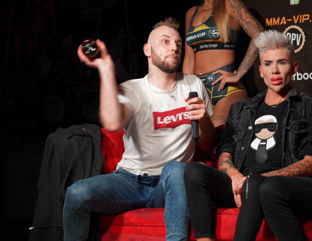 Sebastian Tronina przed galą MMA VIP 2: Stres będzie dużo mniejszy 5