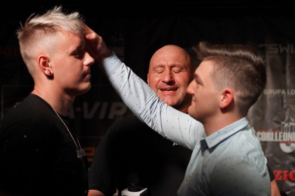 Już 18 czerwca w Częstochowie gala Marcina Najmana MMA VIP-2. A na konferencji prasowej znów było gorąco... 19