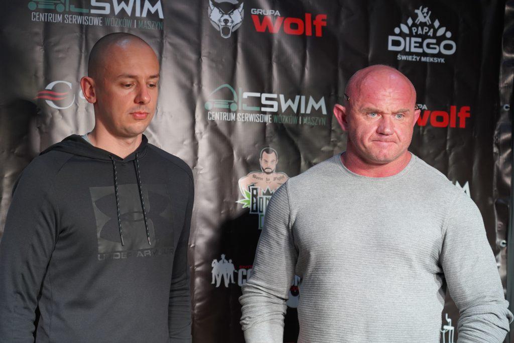 Już 18 czerwca w Częstochowie gala Marcina Najmana MMA VIP-2. A na konferencji prasowej znów było gorąco... 9