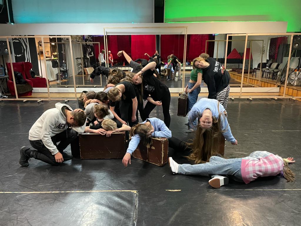 """Studio Aktorskie """"Mała Rolka"""" oferuje dużo więcej niż tylko warsztaty teatralne 1"""