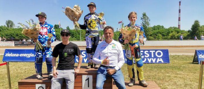 Młodzieżowcy Włókniarza jechali w Pucharze Ekstraligi do 250cc 2