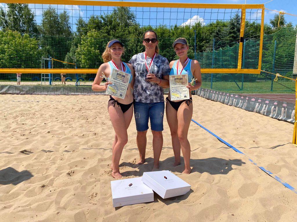 Olga Langier i Magdalena Piekarz z Częstochowianki wywalczyły brązowy medal MŚ 1