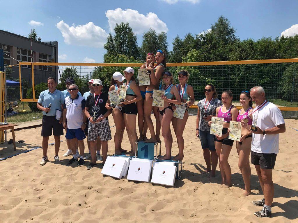 Olga Langier i Magdalena Piekarz z Częstochowianki wywalczyły brązowy medal MŚ 2
