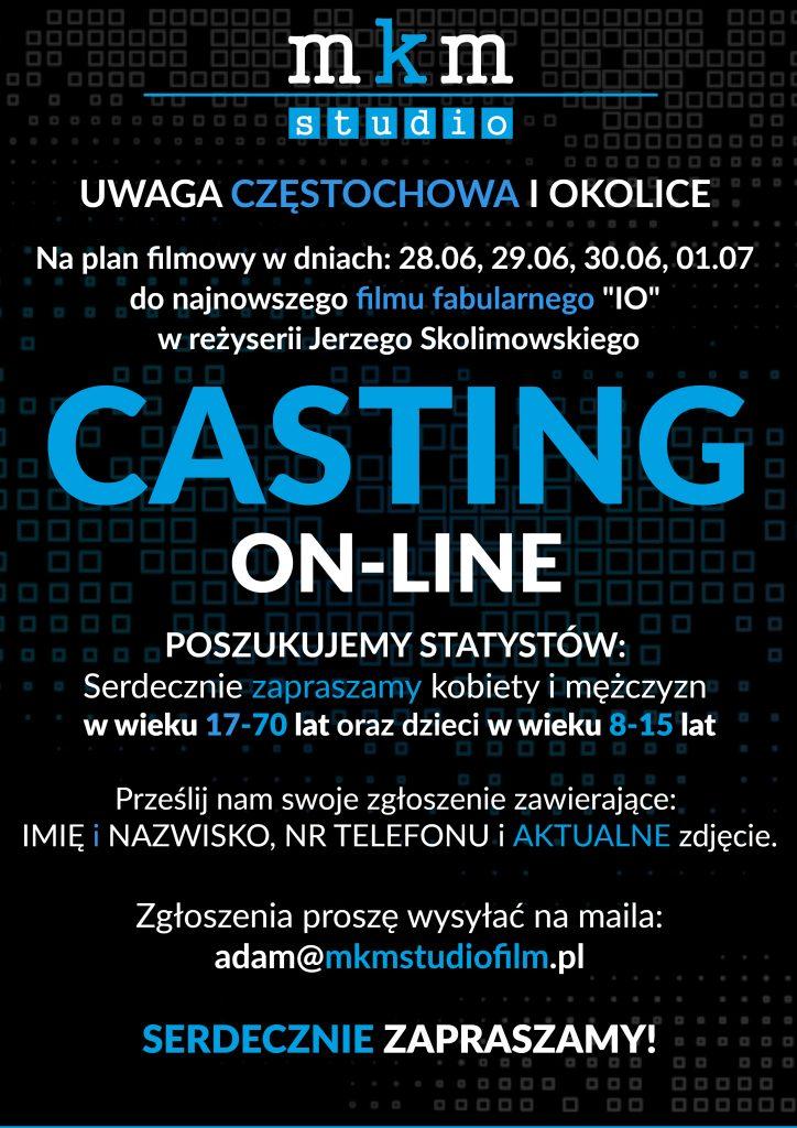 Casting do nowego filmu Skolimowskiego. Od 28 czerwca zdjęcia kręcone będą w Częstochowie 1