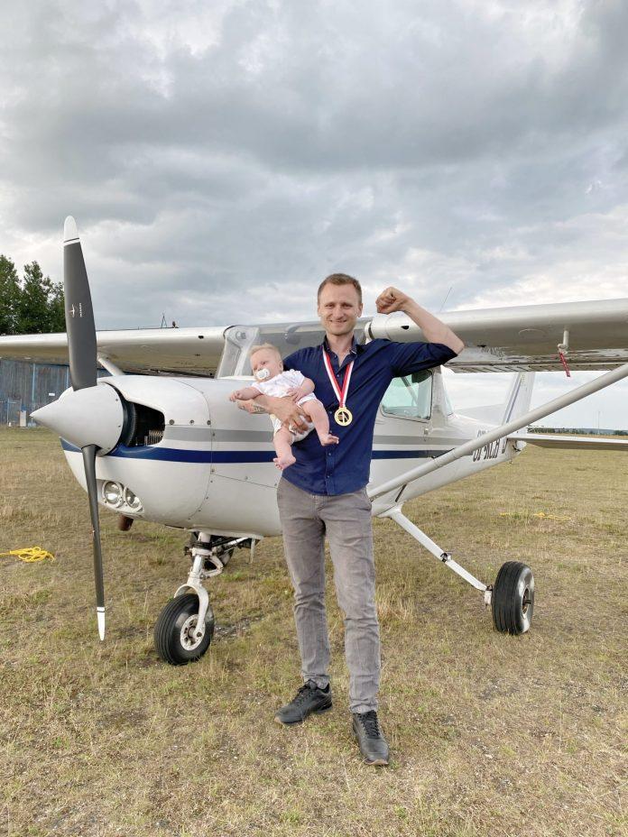 Marcin Skalik z Aeroklubu Częstochowskiego Mistrzem Polski! Są też medale Michała Klimaszewskiego, Patrycji Pacak i Piotra Sieradzana 5