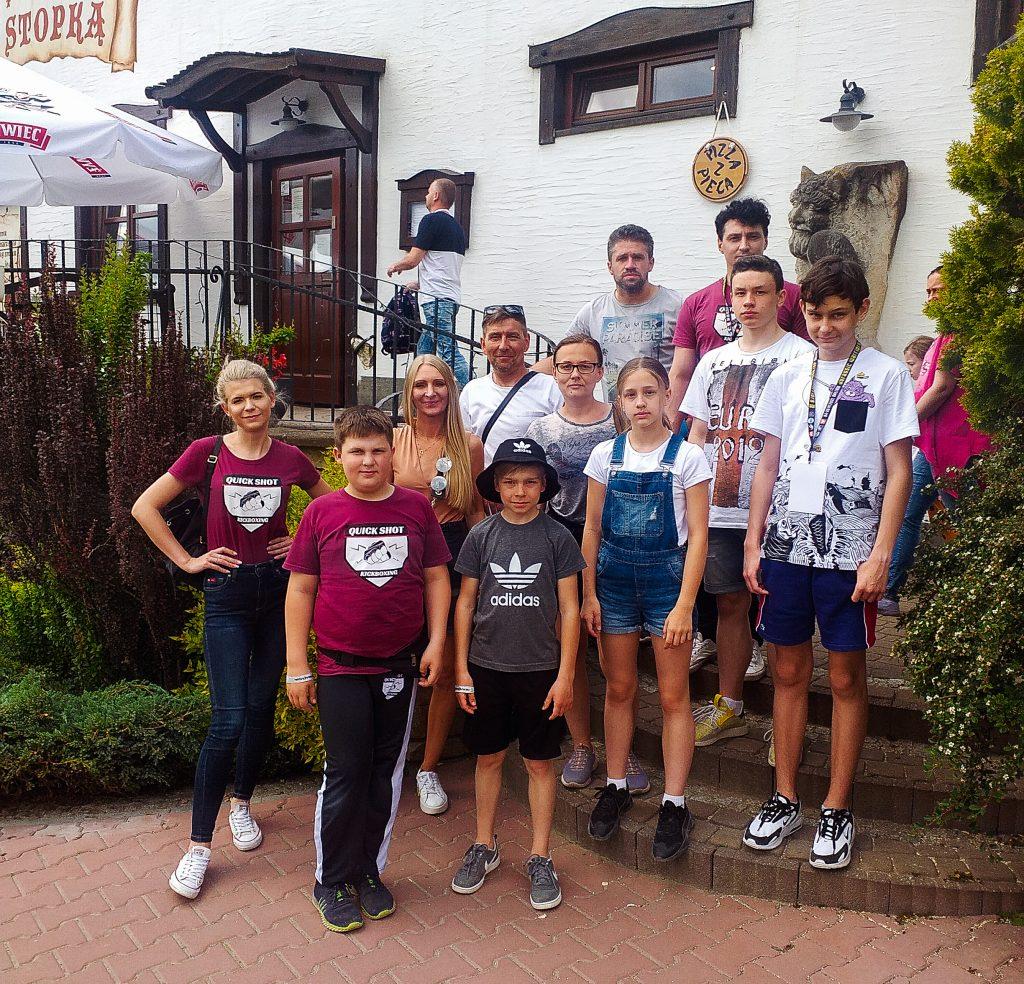 Młodzi zawodnicy Quick Shot Kickboxing Częstochowa startowali w Mistrzostwach Polski 1