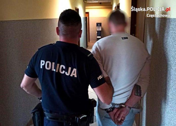 Napadł na sklep na Tysiącleciu, teraz trafił do aresztu 2