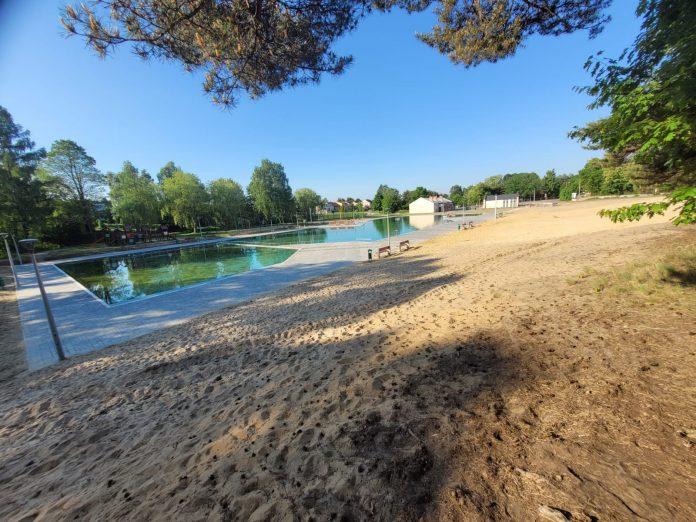 Letnie kąpielisko w Żarkach zacznie działać w przyszłym tygodniu 2