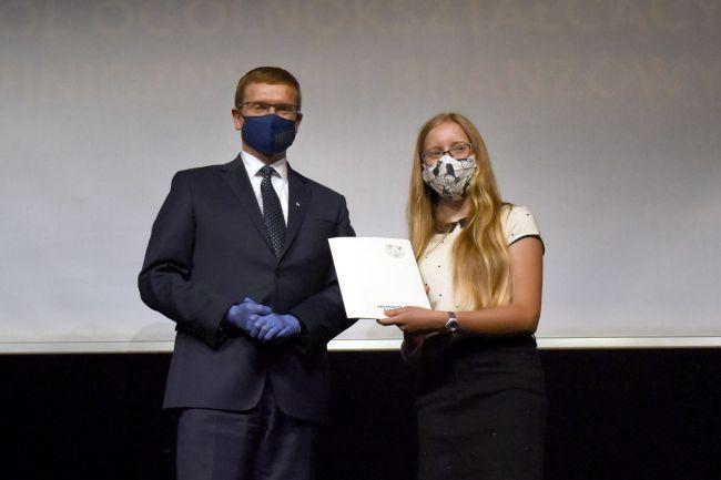 74 najzdolniejszych uczniów otrzymało Nagrody Prezydenta Miasta Częstochowy [LISTA NAZWISK] 6