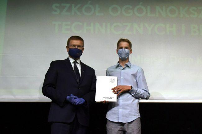 74 najzdolniejszych uczniów otrzymało Nagrody Prezydenta Miasta Częstochowy [LISTA NAZWISK] 7