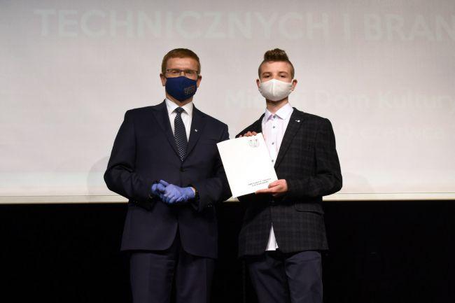 74 najzdolniejszych uczniów otrzymało Nagrody Prezydenta Miasta Częstochowy [LISTA NAZWISK] 10