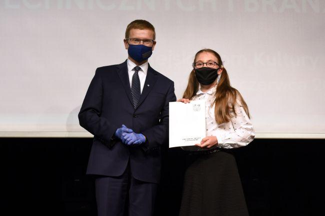 74 najzdolniejszych uczniów otrzymało Nagrody Prezydenta Miasta Częstochowy [LISTA NAZWISK] 11