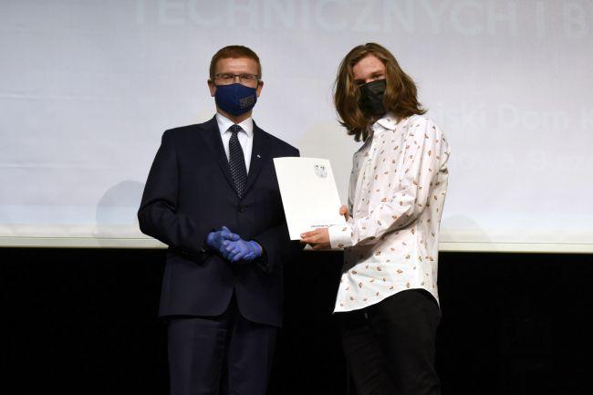 74 najzdolniejszych uczniów otrzymało Nagrody Prezydenta Miasta Częstochowy [LISTA NAZWISK] 12