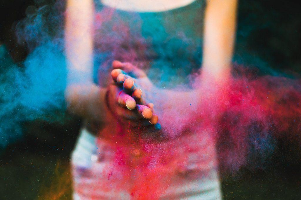 dzień kolorów 1