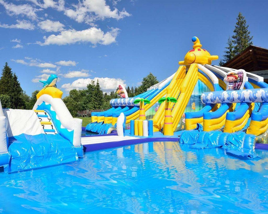 Baseny, parki wodne i Aqua Parki - idealny pomysł na rodzinny weekend 6