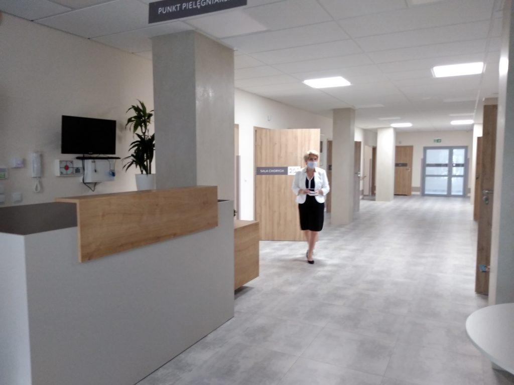 Częstochowskie hospicjum ma nową siedzibę. Mieści się ona w centrum miasta, a opiekę znajdą tam docelowo zarówno dzieci, jak i dorośli 15