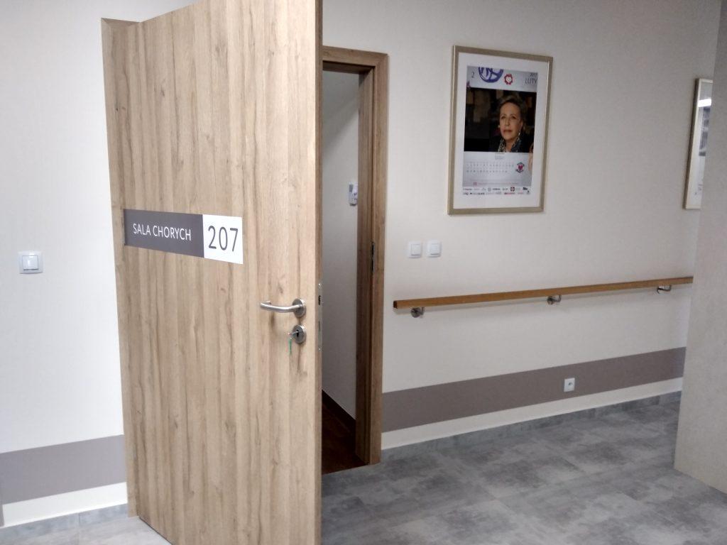 Częstochowskie hospicjum ma nową siedzibę. Mieści się ona w centrum miasta, a opiekę znajdą tam docelowo zarówno dzieci, jak i dorośli 17