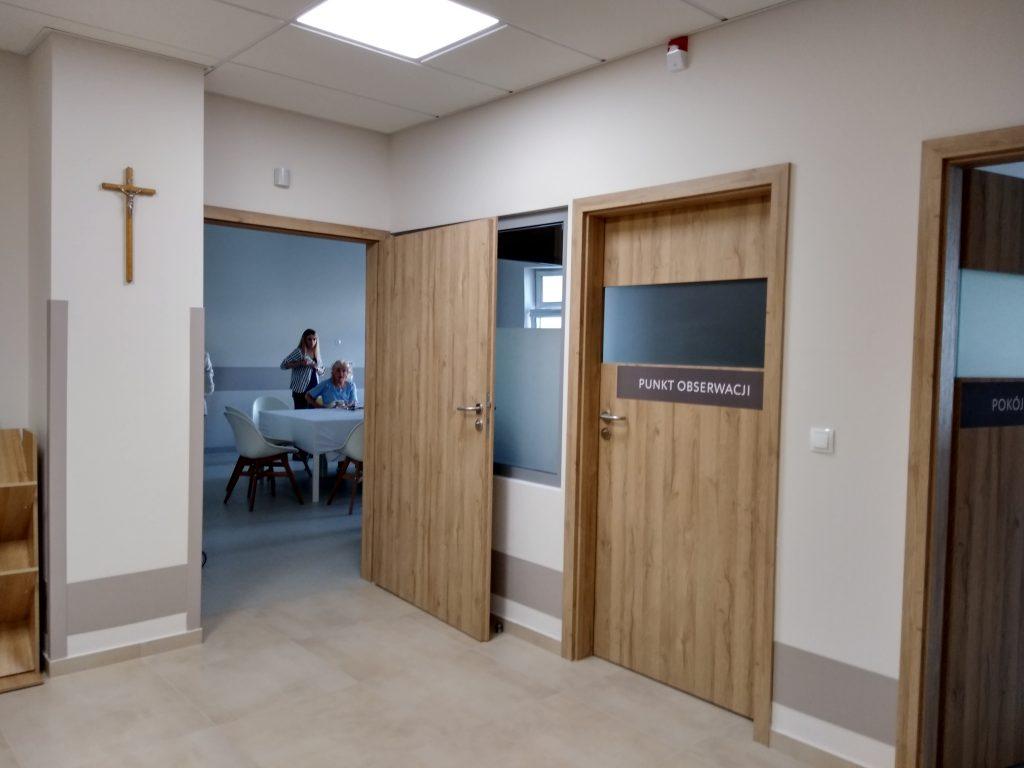 Częstochowskie hospicjum ma nową siedzibę. Mieści się ona w centrum miasta, a opiekę znajdą tam docelowo zarówno dzieci, jak i dorośli 4