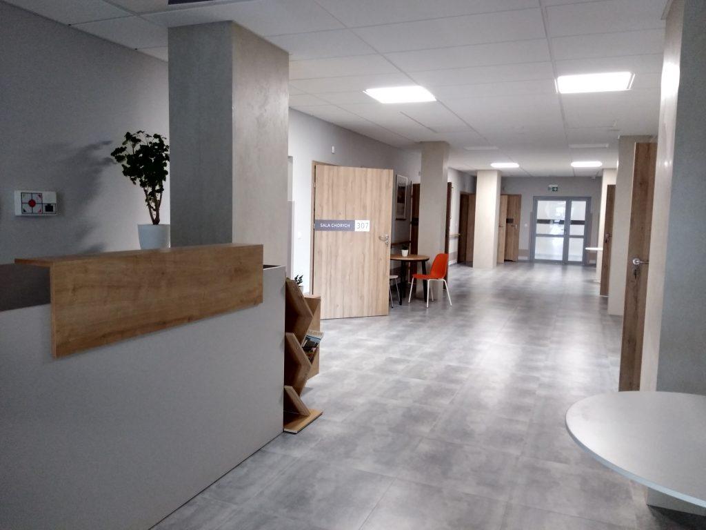Częstochowskie hospicjum ma nową siedzibę. Mieści się ona w centrum miasta, a opiekę znajdą tam docelowo zarówno dzieci, jak i dorośli 9