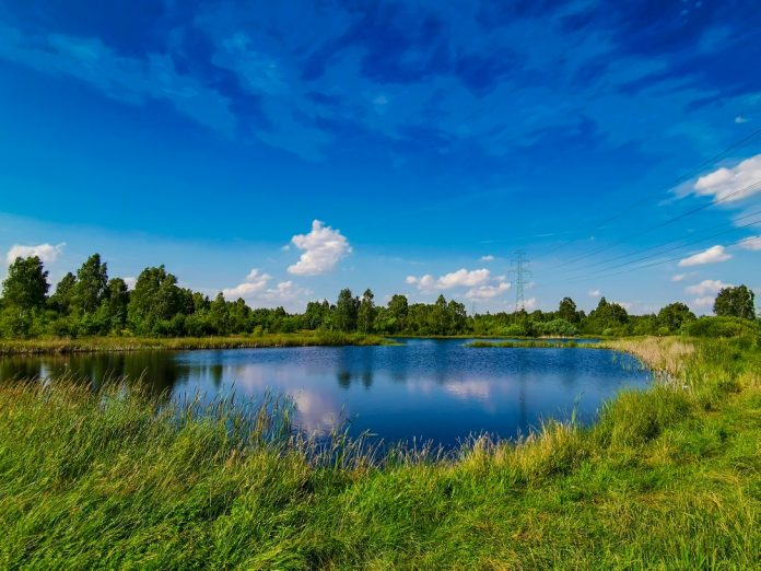 jeziorko Krasowe