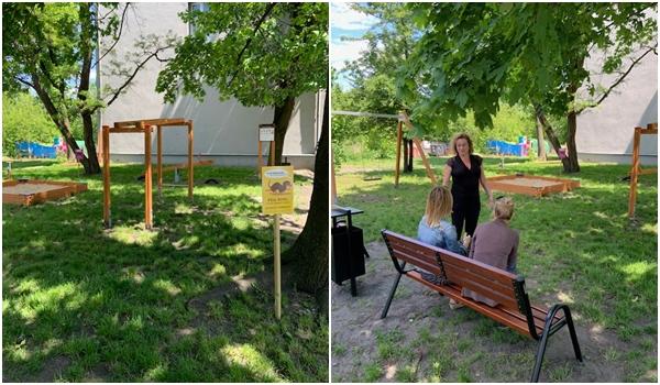 Przy Filomatów w Częstochowie powstał plac zabaw 2