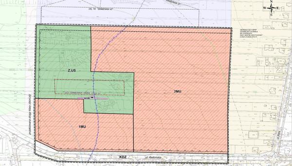 Miejscowy plan zagospodarowania przestrzennego dla częstochowskiej Grabówki 2