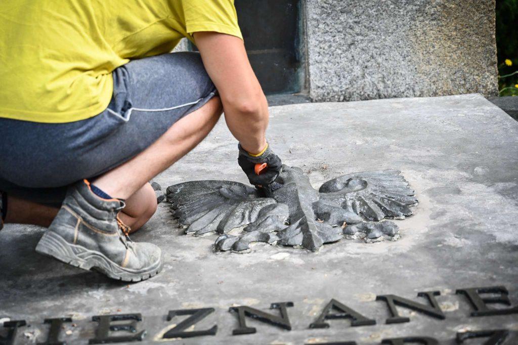 Częstochowskie pomniki i miejsca pamięci narodowej poddane konserwacji 1